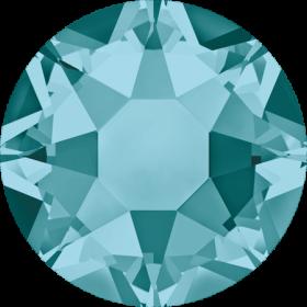 Cristale de Lipit 2078, Marimea: SS16, Culoare: Jet (1440 buc/pachet)  Cristale de Lipit 2078, Marimea: SS34, Culoare: Blue-Zircon (144 buc/pachet)