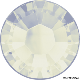 Cristale de Lipit 2078, Marimea: SS16, Culoare: Jet (1440 buc/pachet)  Cristale de Lipit 2078, Marimea: SS34, Culoare: White Opal (144 buc/pachet)