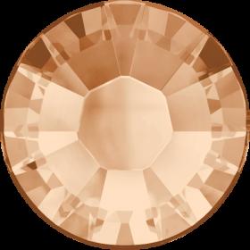 Cristale de Lipit 2078, Marimea: SS34, Culoare: Blue-Zircon (144 buc/pachet)  Cristale de Lipit 2078, Marimea: SS34, Culoare: Light Peach (144 buc/pachet)