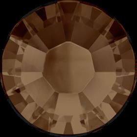 Cristale de Lipit 2038, Marimea: SS34, Culoare: Topaz (144 buc/pachet)  Cristale de Lipit 2038, Marimea: SS34, Culoare: Smoked Topaz (144 buc/pachet)