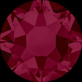 Cristale de Lipit 2038, Marimea: SS34, Culoare: Topaz (144 buc/pachet)  Cristale de Lipit 2038, Marimea: SS34, Culoare: Ruby (144 buc/pachet)