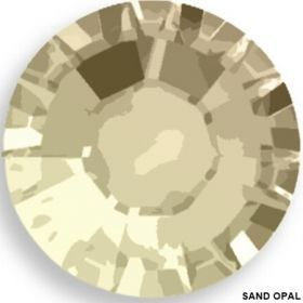 Cristale de Lipit 2028, Marimea: SS16, Culoare: ROSE-COSMOJET-AB (144 buc/pachet)  Cristale de Lipit 2038, Marimea: SS34, Culoare: Crysolite (144 buc/pachet)