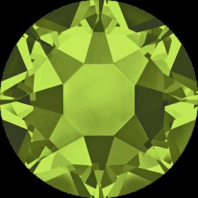 Cristale de Lipit 2028, Marimea: SS16, Culoare: ROSE-COSMOJET-AB (144 buc/pachet)  Cristale de Lipit 2028, Marimea: SS34, Culoare: Olivine (144 buc/pachet)