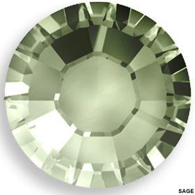 Cristale de Lipit 2028, Marimea: SS16, Culoare: ROSE-COSMOJET-AB (144 buc/pachet)  Cristale de Lipit 2028, Marimea: SS34, Culoare: Crystal Sage (144 buc/pachet)