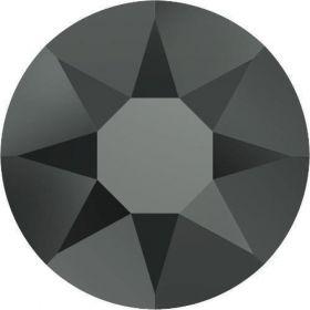 Cristale de Lipit 2078, Marimea: SS16, Culoare: Jet (1440 buc/pachet)  Cristale de Lipit 2078, Marimea: SS34, Culoare: Jet Hematite (144 buc/pachet)