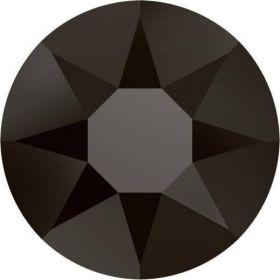 Cristale de Lipit 2028, Marimea: SS16, Culoare: ROSE-COSMOJET-AB (144 buc/pachet)  Cristale de Lipit 2028, Marimea: SS34, Culoare: Jet Nut (144 buc/pachet)