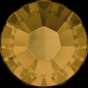 Cristale de Lipit 2078, Marimea: SS16, Culoare: Jet (1440 buc/pachet)  Cristale de Lipit 2078, Marimea: SS20, Culoare: Topaz (144 buc/pachet)