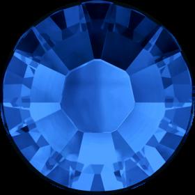 Cristale de Lipit 2078, Marimea: SS16, Culoare: Jet (1440 buc/pachet)  Cristale de Lipit 2078, Marimea: SS20, Culoare: Sapphire(144 buc/pachet)