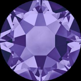 Cristale de Lipit 2078, Marimea: SS34, Culoare: Blue-Zircon (144 buc/pachet)  Cristale de Lipit 2078, Marimea: SS20, Culoare: Tanzanite (144 buc/pachet)