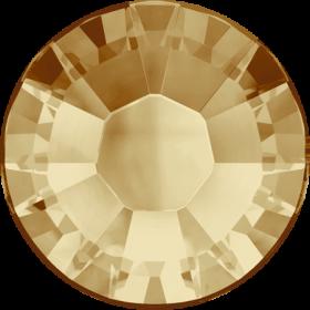 Cristale de Lipit 2078, Marimea: SS16, Culoare: COLOR-AB (144 buc/pachet)  Cristale de Lipit 2078, Marimea: SS20, Culoare: Light Colorado Topaz (144 buc/pachet)