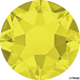 Cristale de Lipit 2078, Marimea: SS34, Culoare: Blue-Zircon (144 buc/pachet)  Cristale de Lipit 2078, Marimea: SS20, Culoare: Citrine (144 buc/pachet)