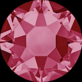 Cristale de Lipit 2078, Marimea: SS34, Culoare: Rose (144 buc/pachet)  Cristale de Lipit 2078, Marimea: SS20, Culoare: Indian Pink (144 buc/pachet)