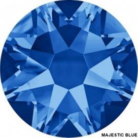 Cristale de Lipit 2078, Marimea: SS16, Culoare: COLOR-AB (144 buc/pachet)  Cristale de Lipit 2078, Marimea: SS20, Culoare: Majestic Blue (144 buc/pachet)