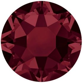 Cristale de Lipit 2078, Marimea: SS16, Culoare: Jet (1440 buc/pachet)  Cristale de Lipit 2078, Marimea: SS20, Culoare: Burgundy (144 buc/pachet)
