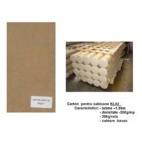 Hartii si Cartoane pentru Croit Carton pentru Sabloane, cod: KL03