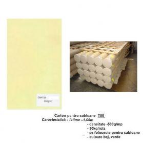 Hartii si Cartoane pentru Croit Carton pentru Sabloane, Cod: T05