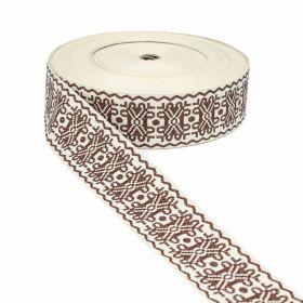Decorare Banda Decorativa, latime 40 mm (25 metri/rola)Cod: HAVANA