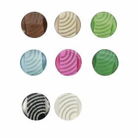 Nasturi cu Picior Y10815, 15mm (100 buc/pachet) Nasturi Plastic cu Picior, Marime 40L (50 bucati/pachet)Cod: 0311-1729/40