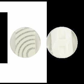 Nasturi din Plastic Nasturi Plastic cu Picior, Marime 32L (100 bucati/pachet)Cod: 0311-1729/32