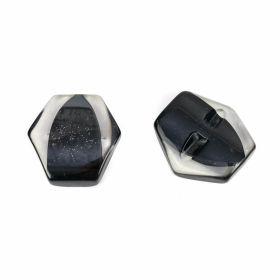 Nasturi cu Picior Nasturi Plastic cu Picior, Marime 64 Lin (10 bucati/pachet)Cod: EK274