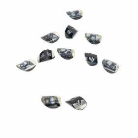Nasturi cu Picior Nasturi Plastic cu Picior, Marime 32L (50 bucati/pachet)Cod: K603
