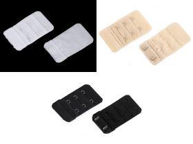 Bretele si Prelungiri Sutien Prelungire Sutien, Latime 35 mm, 3 Randuri (10 bucati/pachet) 790459