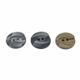 Nasturi din Plastic Nasturi cu Doua Gauri DPY0719/32 (100 bucati/punga)
