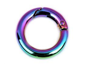 Inel Carabina Metalice, 18 mm (10 bucati/pachet)Cod: 750722 Inel Carabina Metalice, 18 mm (10 bucati/pachet)Cod: 840248