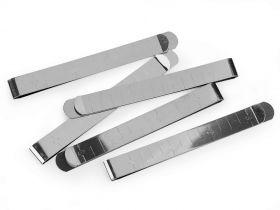 Talpa Fier Calcat, 223 x 106 mm (Veronesi G)  Clema Fixare Materiale Textile, 10.8x1.3 cm (1 buc/pachet) Cod: 840171