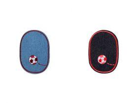 Embleme Termoadezive, Catel (1 buc/pachet) Cod: 400052 Embleme Termoadezive Jeans (10 bucati/pachet) Cod: 390558