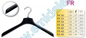 Umerase FR45 cu Bara 45cm (100 buc/cutie) Umerase FR40 - 40cm (200 buc/cutie)