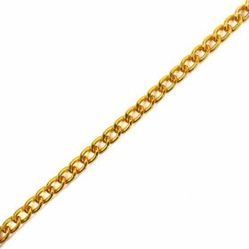 Lant Ornamental 28mm (10 m/rola) Culoare: Negru Metal Chain  6 mm (30/roll) Code: 0403-2020