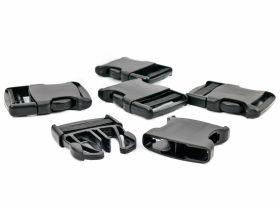 Tridenti din Plastic, 40mm, Negri (60 bucati/punga) Tridenti din Plastic, 40mm, Negri (60 bucati/punga)