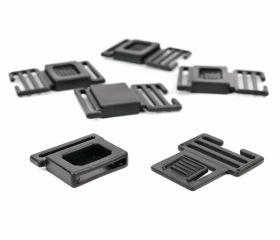 Tridenti din Plastic, 40mm, Negri (60 bucati/punga) Tridenti din Plastic, 25mm, Negri (100 bucati/punga)