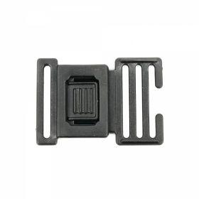 Tridenti din Plastic, 25mm, Negri (100 bucati/punga) Tridenti din Plastic, 25mm, Negri (100 bucati/punga)