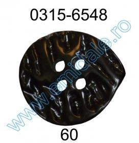 Nasture plastic cu picior 0311-0432/24 (100 bucati/punga) Nasture Plastic 0315-6548/60 (100 bucati/punga)