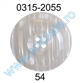 Nasturi cu Doua Gauri 0312-0092/44 (100 buc/punga) Nasture Plastic 0315-2055/54 (100 bucati/punga)