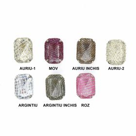 Strasuri Sew-on Crystals R12406, Size 13x18 mm (25 pcs/pack)