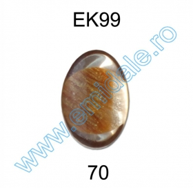 Nasturi cu Patru Gauri 0313-1629/36 (100 buc/punga) Culoare: Negru Nasturi Plastic EK99-70 (25 bucati/pachet)