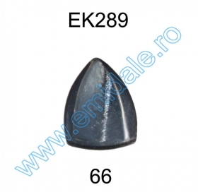 Nasturi cu Doua Gauri 3809/54 (50 buc/punga) Nasturi Plastic  EK289-66 (25 bucati/pachet)